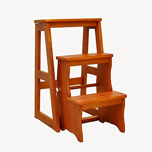 Superb Ladder Stool Step Stool 3 Step Solid Wood Stool Furniture Gmtry Best Dining Table And Chair Ideas Images Gmtryco