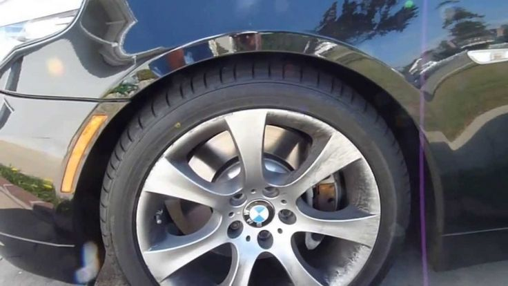 Run Flat Tire Bmw