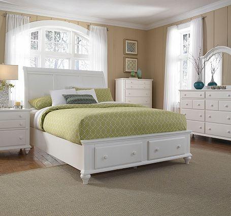 Broyhill Furniture Hayden Place Queen Bedroom Group   Item Number: 4649 Q Bedroom  Group 2