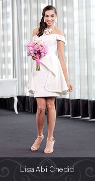 Made by Lisa Abi Chedid out of Cashmere Bathroom Tissue for the 2015 White Cashmere Collection Bridal Edition in support of the Canadian Breast Cancer Foundation. The show this year focused on the hottest wedding trends and bridal silhouettes. @cashmerecanada