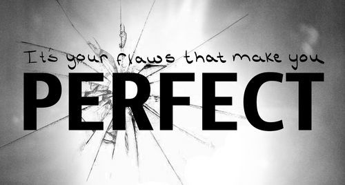 your flaws quotes | Flaws | Quotes I Like