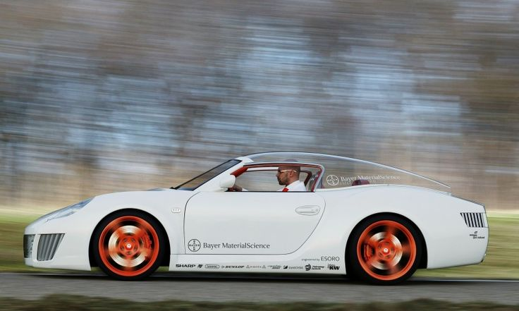 Concept Flashback - 2006 RINSPEED ZaZen is Porsche 911 with Clear Bubble Hardtop 10