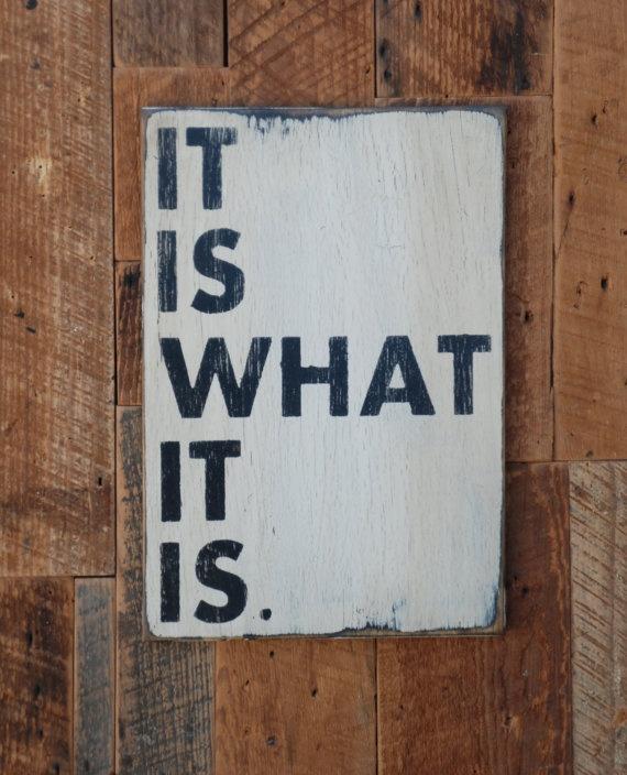 It is.