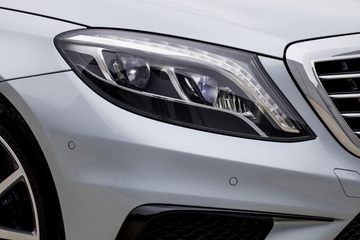 Mercedes-Benz S 63 AMG #MercedesBenz #AMG #S63AMG
