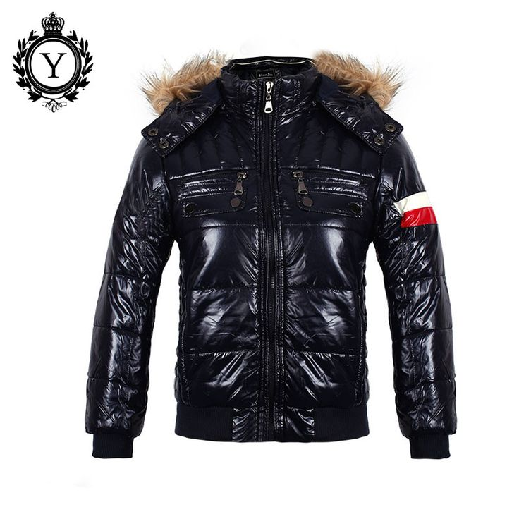 Winter Jacket Men Breathable Casual Outwear Clothing Solid Black Parkas Coats Boys' Jaqueta Masculina High Quality
