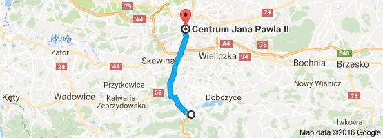 Mapa do: Centrum Jana Pawla II, ul. Kanonicza 18, 31-002 Kraków