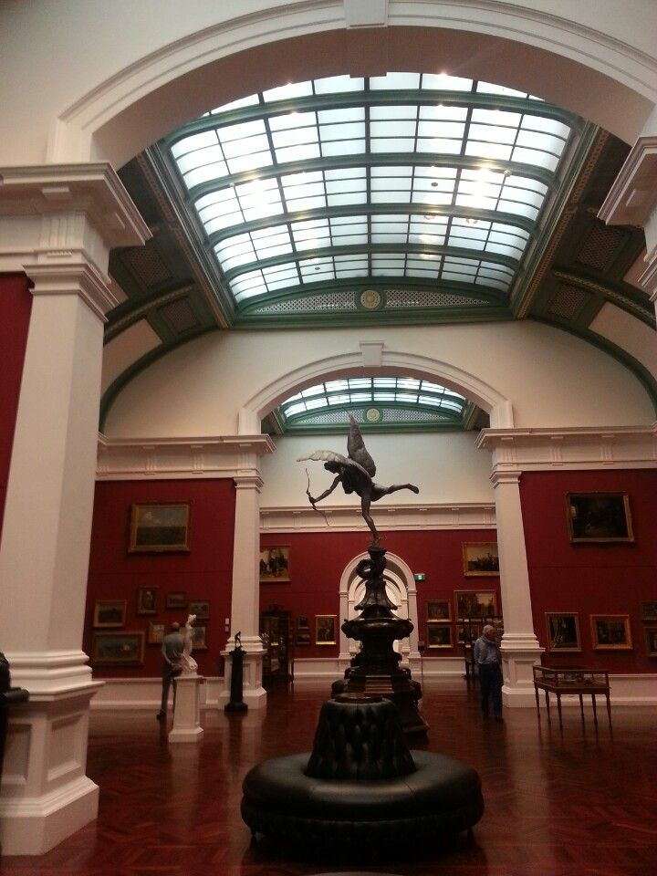 Stop off for some culture! The Art Gallery of South Australia houses one of Australia's most stunning art collections in the heart of Adelaide