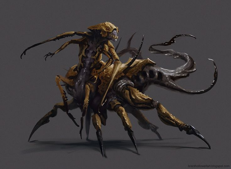 creature concept, Brent Hollowell on ArtStation at http://www.artstation.com/artwork/creature-concept-f103d132-674e-4349-9580-444453ed8b54