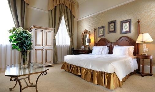 San Clemente Palace Hotel, Venice