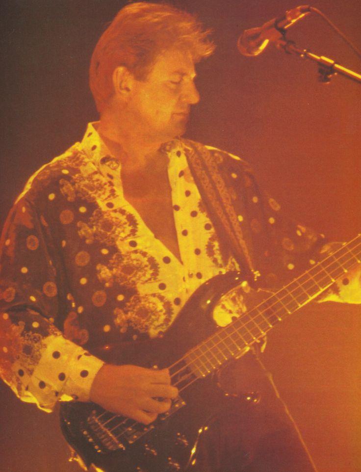 Greg Lake  Early 1990s
