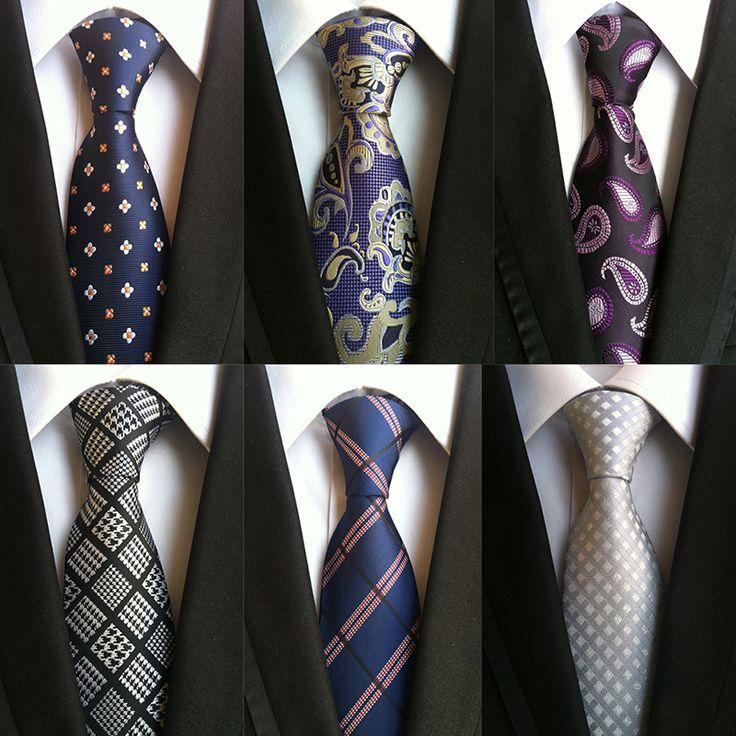 Newest Men's Tie Neckties Brand Accessories Polyester Cravats Tie Business Suits Tie Cravate Narrow Skinny Neckties Striped Ties
