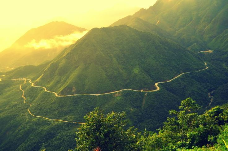 O Quy Ho Pass is one of the longest, craggiest and most magnificent passes in the Northwest of Vietnam. Being located on national highway number 4D which crosses Hoang Lien Son Mountain and connects Lao Cai with Lai Chau.