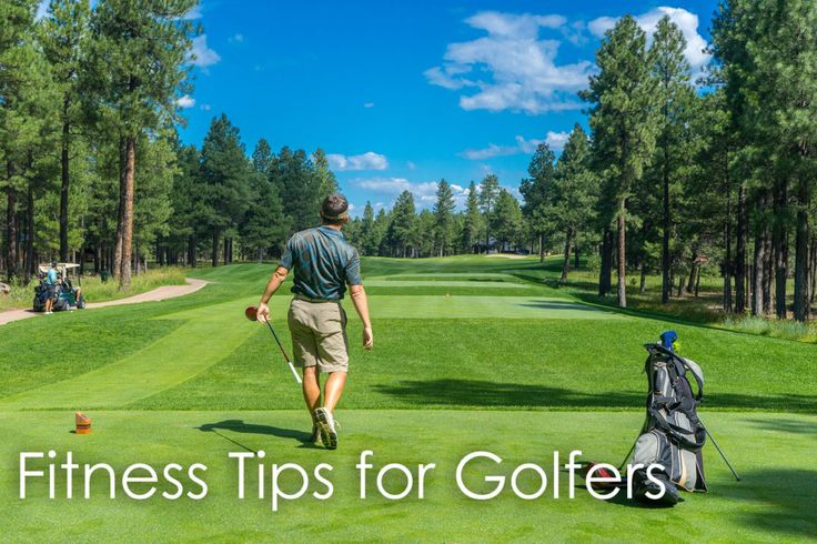Fitness Tips for Golfers