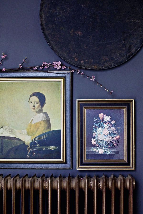 21 besten ☆ Wandgestaltung mit Farbe ☆ Bilder auf Pinterest ...