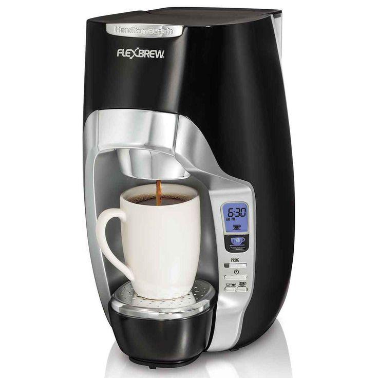 Hamilton Beach FlexBrew® Programmable Single-Serve Coffee Maker - 49996