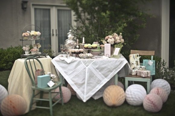 Vintage Baby Shower Decorations Ideas Amazing 2016 | STANDUP ...