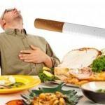 Γιατί παχαίνουμε όταν κόψουμε το κάπνισμα;