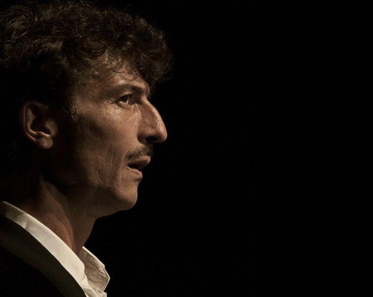 """Alessandro Bergallo a Castè con """"Enea e noi"""""""