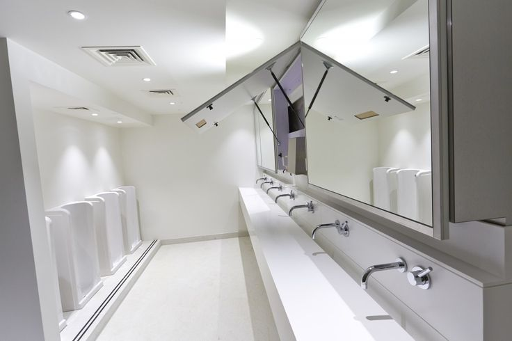 Maxwood Washrooms: Washrooms bring executive style to iconic offices 3 of 5