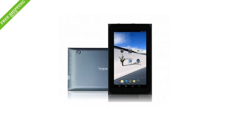 "iView SupraPad 7"" Android 4.2 Tablet PC- Dark Blue"