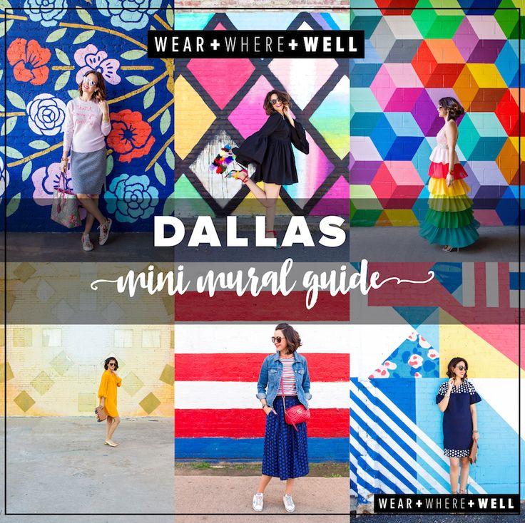 Dallas mural guide