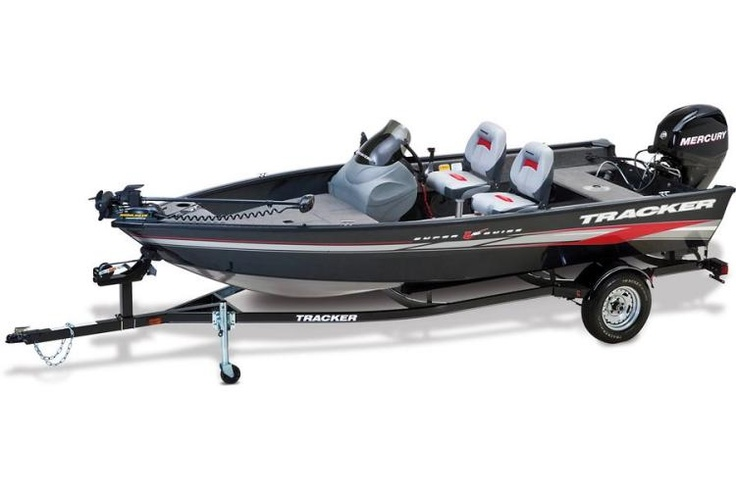 New 2012 Tracker Boats Super Guide V-16 SC Multi-Species Fishing Boat Photos