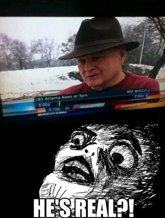 Freddy Krueger - REAL?!