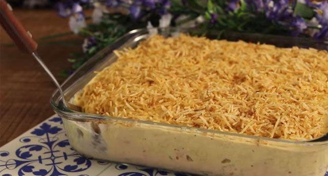Aprenda a preparar uma versão prática e saborosa do prato tradicional