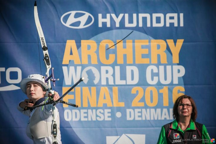 Olympic medallists secure Hyundai Archery World Cup Champion titles in Odense