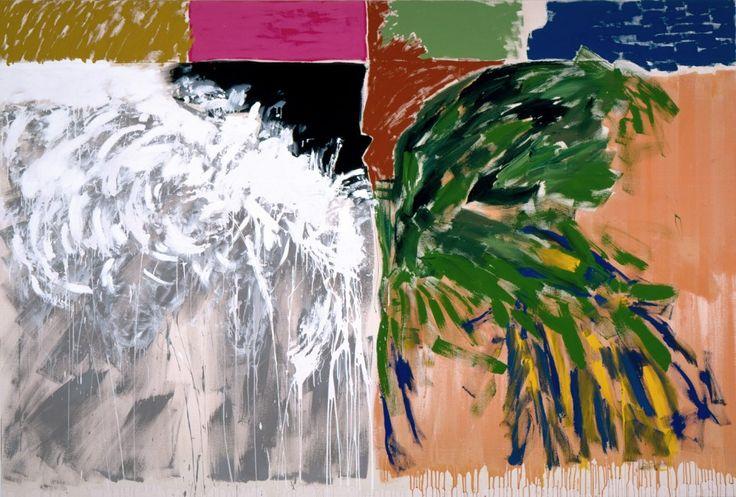 Richard Mill / Exposition « La Question de l'abstraction » / Musée d'art contemporain de Montréal / 2012 - 2014