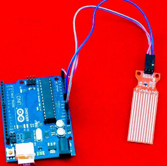 17 best ideas about level sensor arduino transistor water sensor tutorial