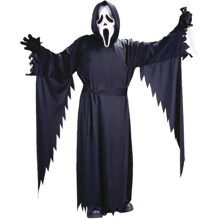Scream Ghost Face Teen
