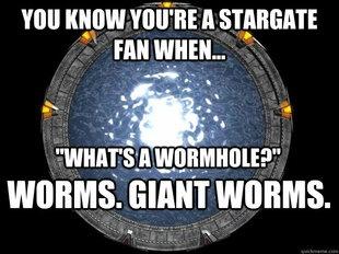 Stargate SG-1 haha so true:3