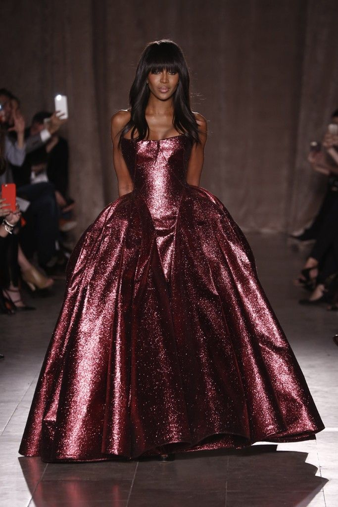 Zac Posen RTW Fall 2015 - Probably one of the most beautiful dresses I have ever seen!