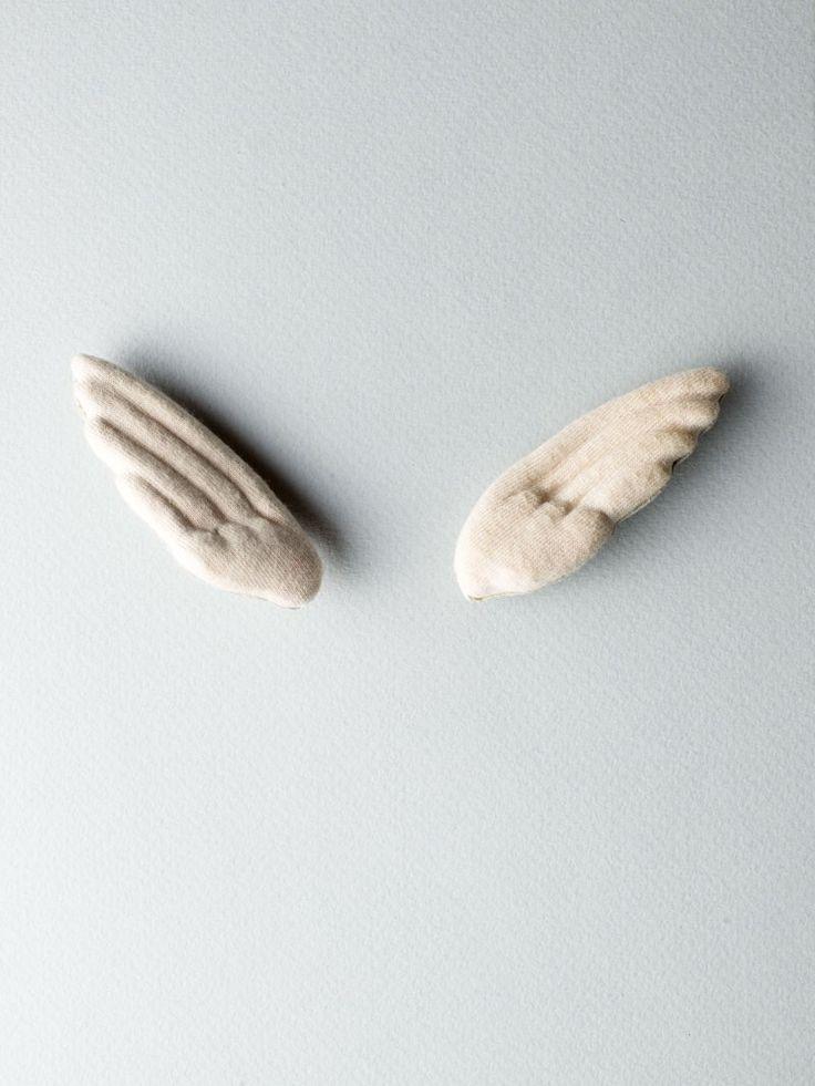 Warm Wings Brooch by Carla Szabo #jewelry #design #brooch