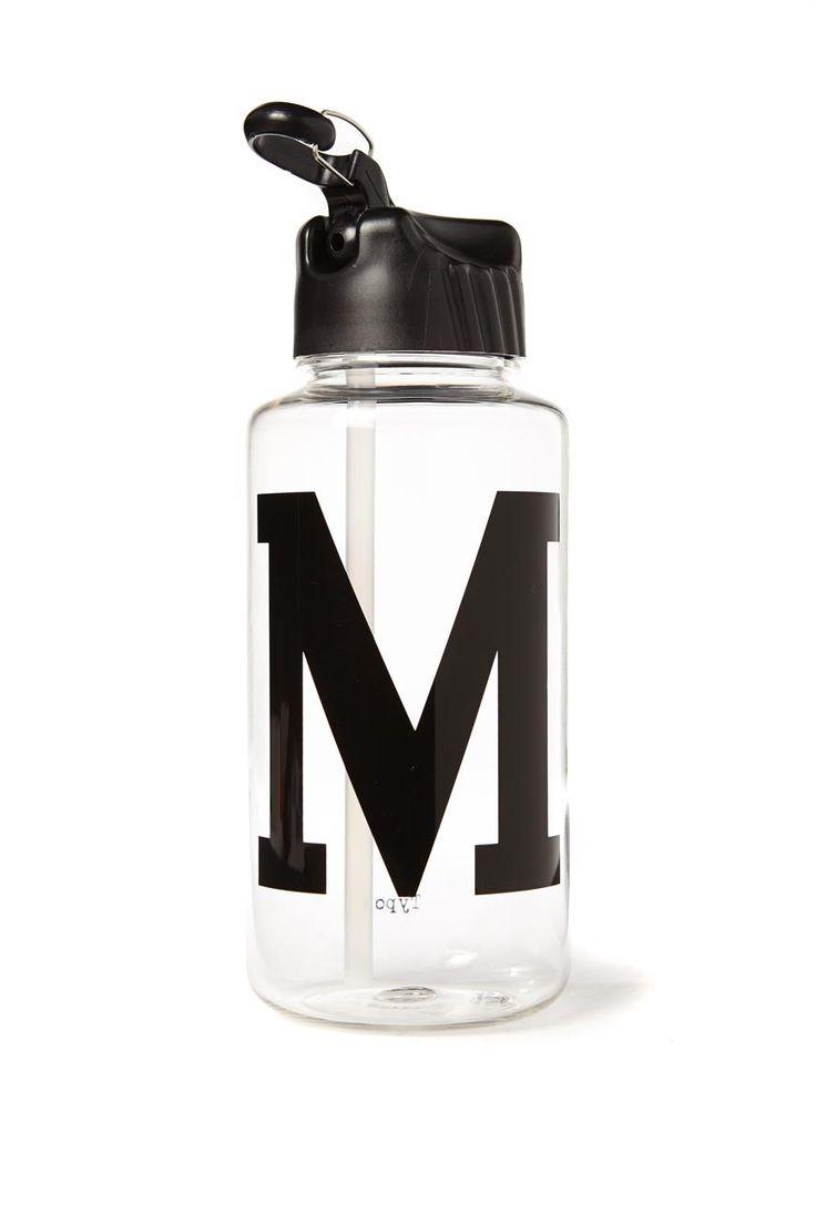 alpha drink bottle | Typo