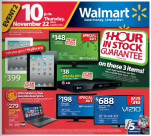 Walmart Black Friday Ad!