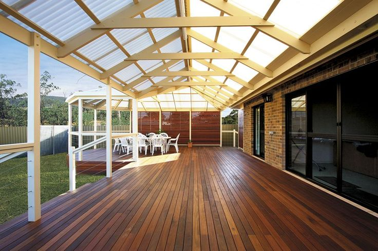 Roofing - Modern Roofing, Pergola Roofing, Patio Roofing   Softwoods