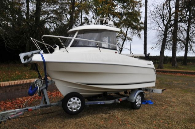 Quicksilver - 500 pilothouse Motor Boats for Sale in Cleveland, North East. Search and browse boat ads for sale on boatsandoutboards.co.uk