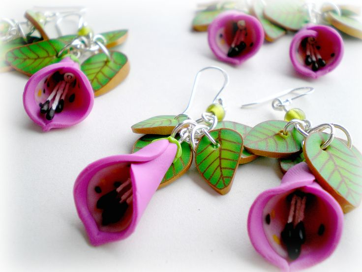 https://flic.kr/p/4SzbXd | Pendientes | And earrings to match!!   Y los pendientes a juego!