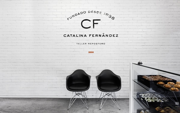 Catalina Fernández designed by Anagrama