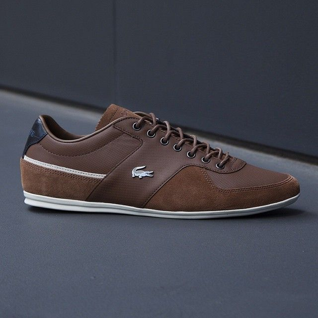 Lacoste sneakers, Mens fashion shoes