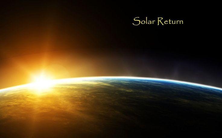 ASTROLOGY REPORT, SOLAR RETURN BIRTHDAY 1-YR. FORECAST, CD EMAIL