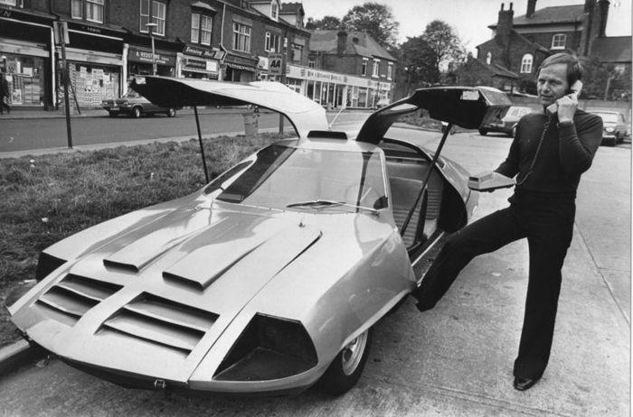 Doppelganger/ UFO car | Cars in 2019 | Ufo tv series, Ufo