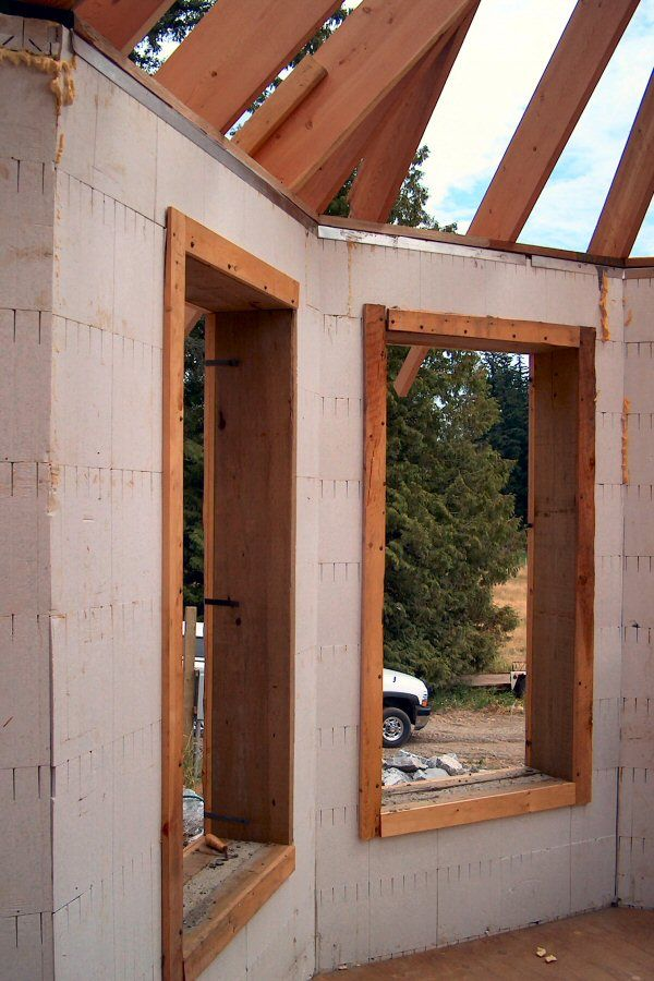 Best 25 concrete forms ideas on pinterest concrete for Icf concrete roof