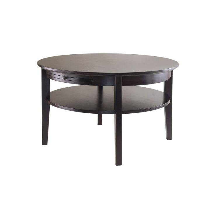 Best 25 White Gloss Coffee Table Ideas On Pinterest: 25+ Best Ideas About Round Coffee Tables On Pinterest