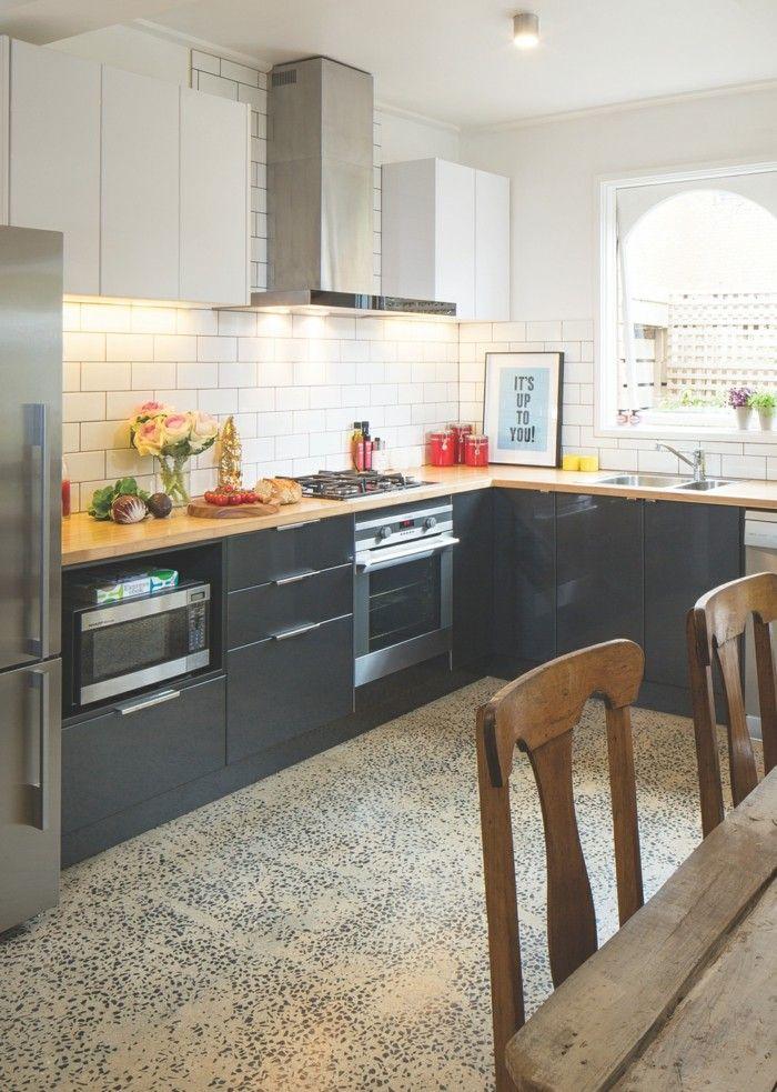 die 25+ besten ideen zu küche neu gestalten renovieren auf pinterest, Möbel