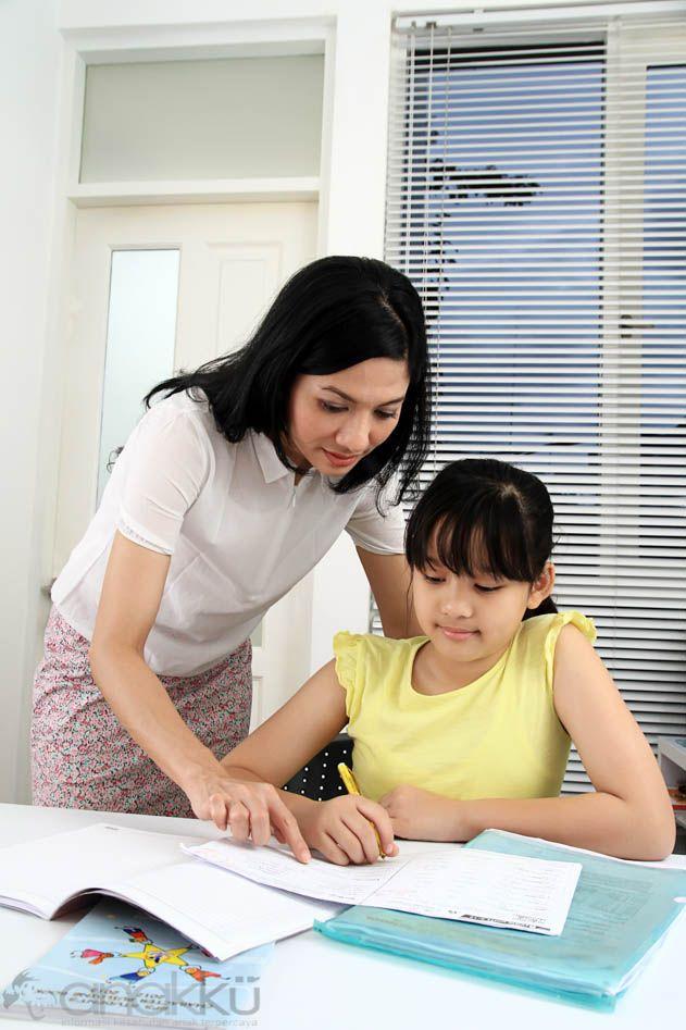 Jika pendidikan anak merupakan sebuah rumah, maka orangtua merupakan salah satu pilarnya yang membuat tujuan pendidikan tercapai.