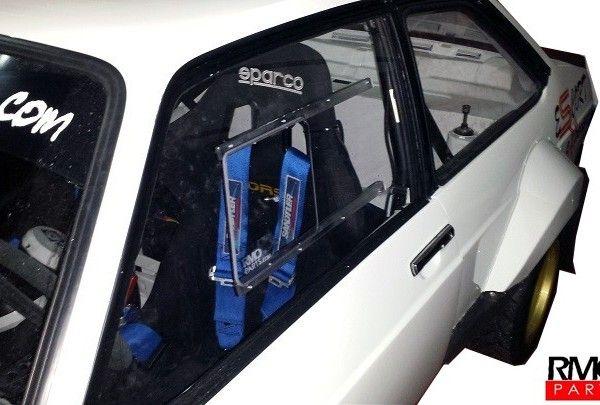 Ventanillas puertas Mk 2 tipo WRC (x2) 260.00€
