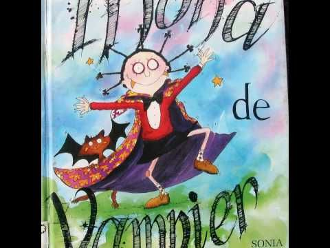 prentenboek Mona de vampier
